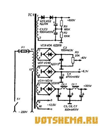 Hi end ламповый усилитель на радиолампе гм70.
