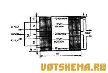 Схема электрических подключений в частном доме.